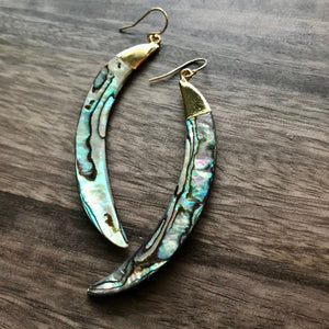 Antigua Abalone Earrings