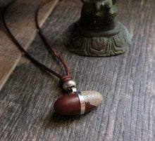 Load image into Gallery viewer, Shiva Lingam Necklace