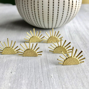 Hello Sunshine Studs