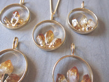 Load image into Gallery viewer, Codix Citrine Necklace
