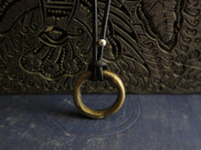 Load image into Gallery viewer, Ring of Fire Necklace