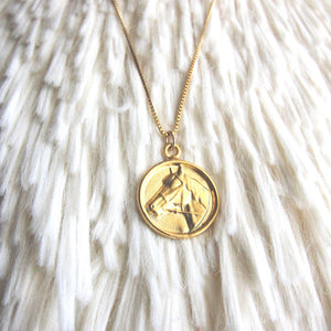 Equus Pendant Necklace