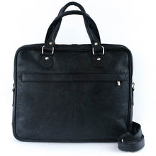 Load image into Gallery viewer, Laptop Classic Bag Blue - C&B Craft Corp