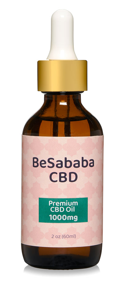 Premium CBD Oil 1000mg