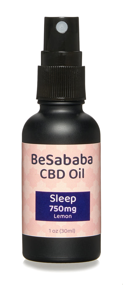 Sleep - Premium CBD Oil
