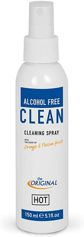 Hot Clean Spray