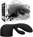 Bodywand Rabbit Wand Attachment - Black