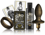 Rocks-Off Dr Rocco Kit & Kaboodle - Metallic Vibrator
