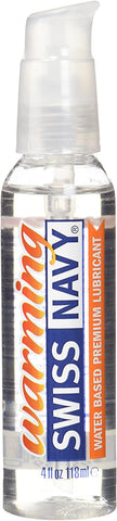 Swiss Navy Warming Lubricant - 118ml