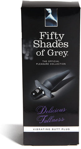 Fifty Shades Delicious Fullness Butt Plug