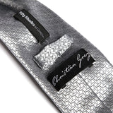 Fifty Shades Christian Grey's Silver Tie