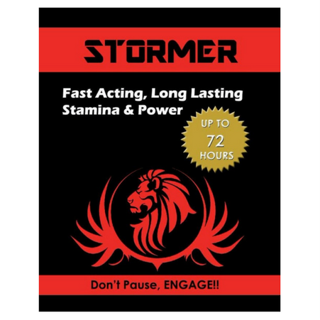Stormer Enhancement Capsule