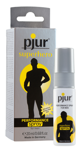 Pjur Superhero Spray - 20ml
