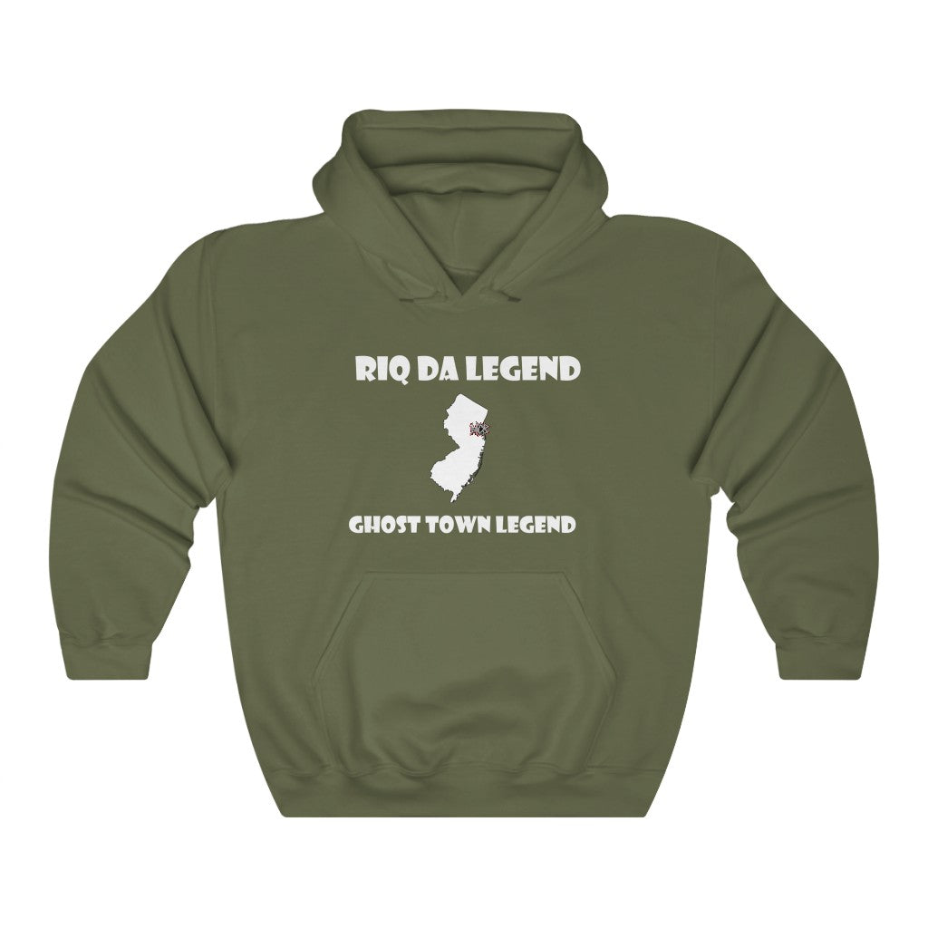 GHOST TOWN LEGENDS™ RIQ da LEGEND Hooded Sweatshirt