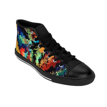 Load image into Gallery viewer, The Diamond District -Men's High-top Kicks