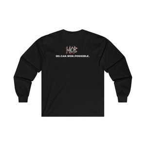 ALL IN HOW YOU SEE IT - Ultra Cotton Long Sleeve Tee