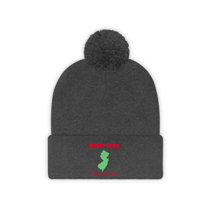 GHOST TOWN LEGENDS - FIGHT CLUB© Pom Pom Beanie
