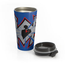 Load image into Gallery viewer, M.o.B. Stainless Steel Travel Mug