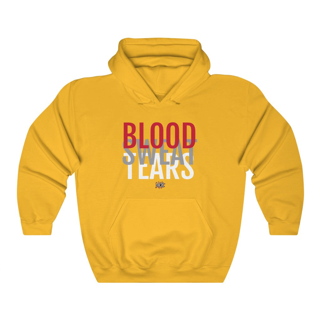 BLOOD.SWEAT.TEARS. - ™ Hooded Sweatshirt