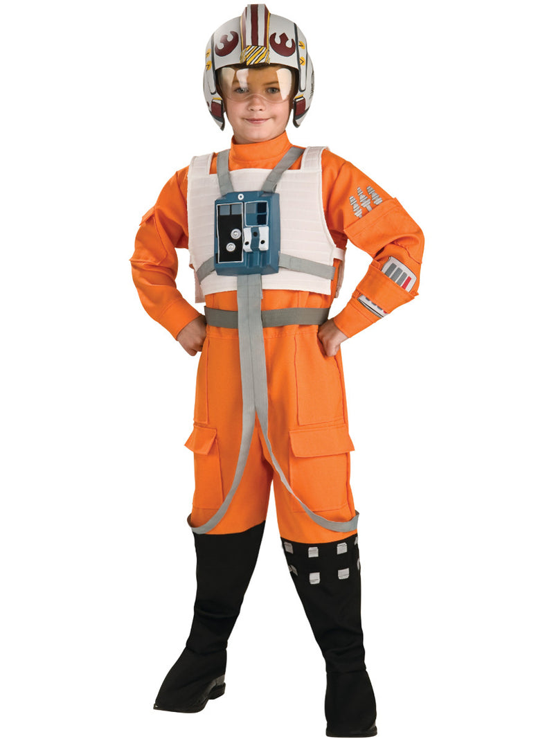 Star Wars X-Wing Pilot Child Halloween Costume