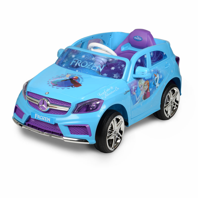 Disney Frozen Mercedes 6-Volt Battery Powered Ride-On- Perfect for your little Elsa or Anna!