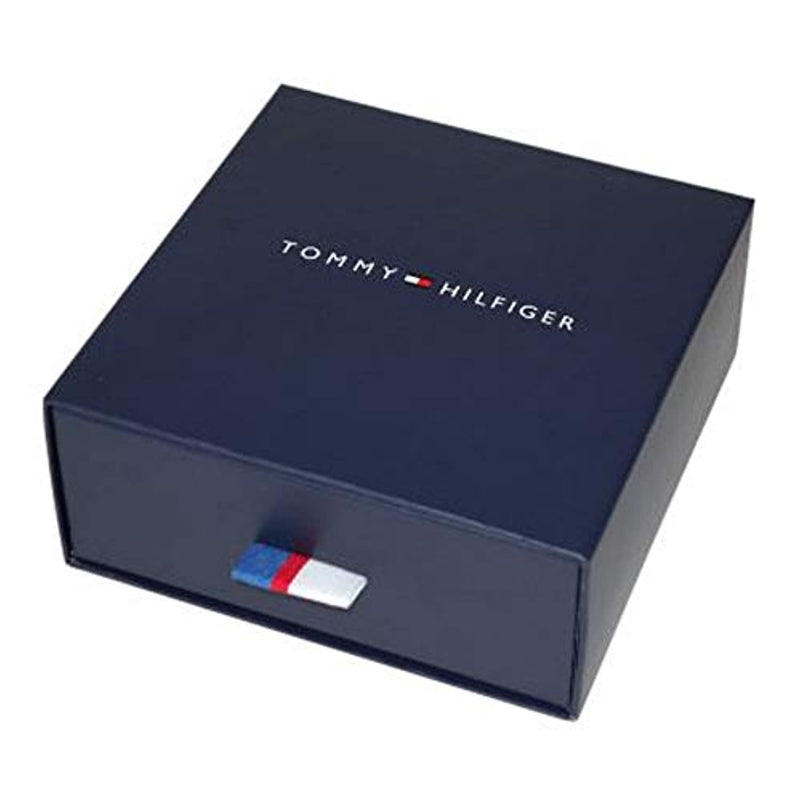 Tommy Hilfiger 32010591 Men's Bracelet Dressed Up Leather / Stainless Steel