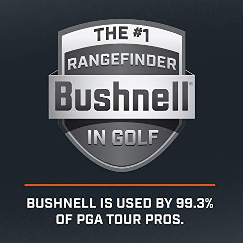 Bushnell Golf 2019 Tour V4 Shift Laser Range Finder Slope Switch Jolt Technology