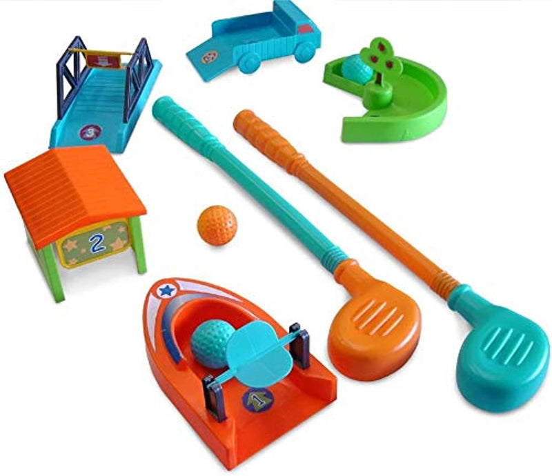 Here Comes the Sun Crazy Golf Set - Perfect for Gift Kids