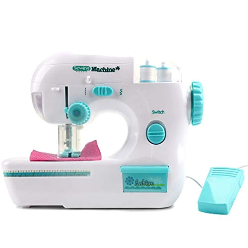 TADAMI Cordless Mini Handheld Portable Sewing Machine for Fabric Clothing