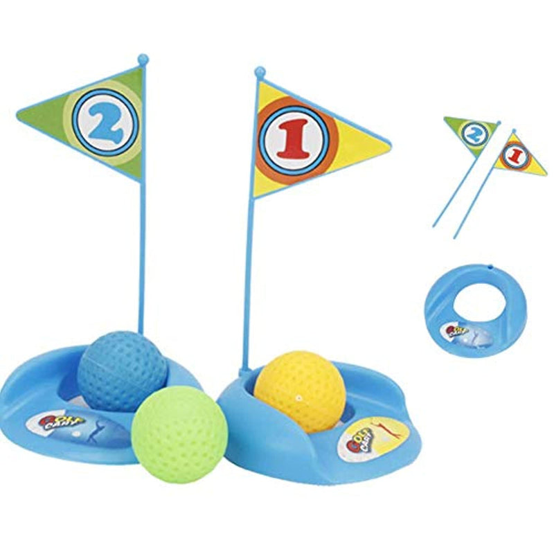 Cicony Kids Golf Clubs Set, Golf Game Educational Fun Sports Toys for Boys Girls 2 3 4 5 6 Year Old