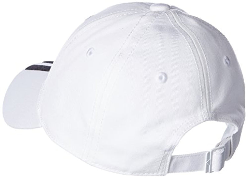 Adidas Men's Six-Panel Classic 3-Stripes Cap