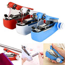 Portable Needlework Cordless Mini Hand-Held Clothes Fabrics Sewing Machine for Beginners