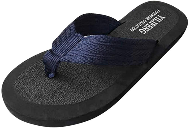 Ohbiger Men's Sandals Water-Friendly with Maximum Durability and Comfort