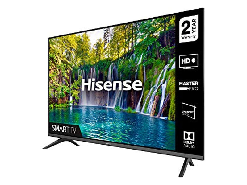 HISENSE 32A5600FTUK 32-inch Full HD 1080P Smart TV with dbx-tv Sound, WiFi, USB Playback, Netflix, Freeview play (2020 series)
