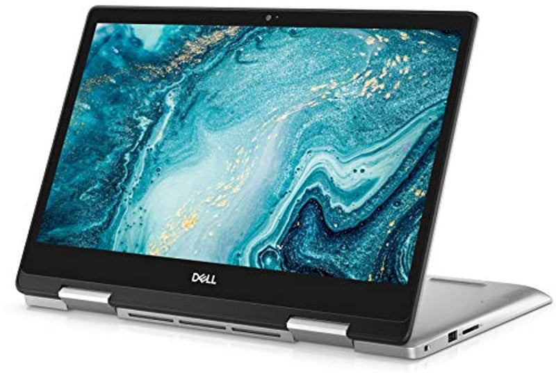 Dell Inspiron 5491 14-Inch FHD IPS Touchscreen 2-in-1 Laptop (Silver) Intel Core i7-10510U, 16GB RAM