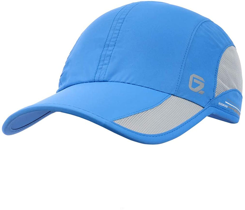 GADIEMKENSD Quick Dry Lightweight Breathable Soft Outdoor Run Cap