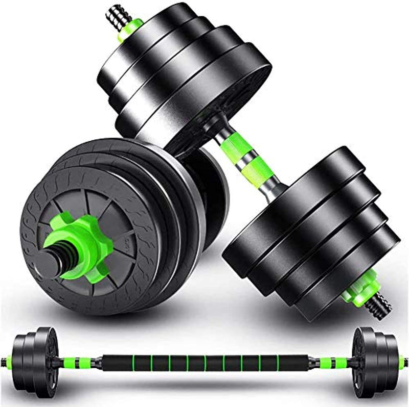Top Power Lube 20 Kg Dumbbells Pair of Gym Weights Barbell/Dumbbell Body Building 20 Kg Set