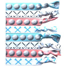 Golf Gift, 8 piece Hair Elastic Set - Accessories for Women