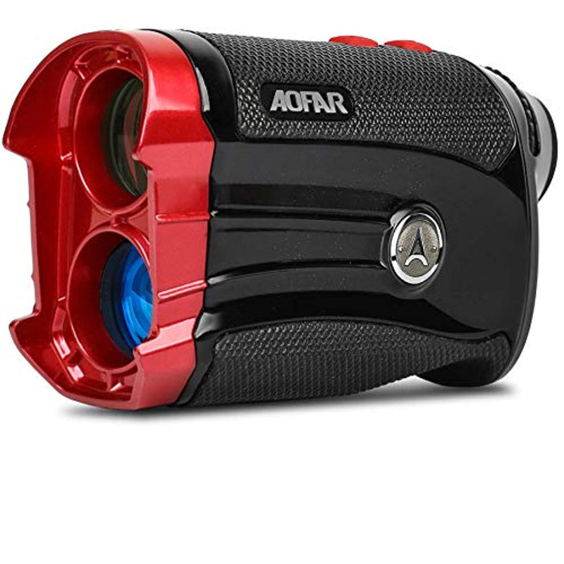 AOFAR GX-2S Golf Rangefinder Flag-Lock with Vibration, 600 meters Range Finder