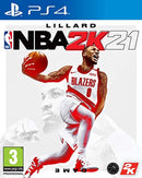 NBA 2K21 with Amazon Exclusive DLC (PS4)