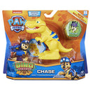 PAW PATROL 6059509 Dino Rescue Chase and Dinosaur Action Figure Set