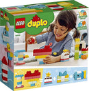 LEGO DUPLO Classic Heart Box 10909 First Building Playset
