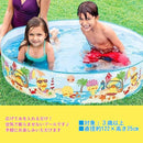 INTEX (INTEC's) duck RINGS Co.,Ltd. nap set pool 58477 (pool / sea bathing / playing in the water / float)