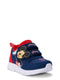 Mickey Mouse Mickey Strap Athletic Sneaker (Toddler Boys)