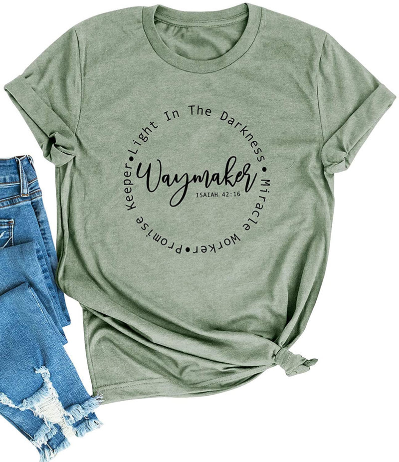 FEMALE Waymaker T-shirt Women Short Sleeve Shirt