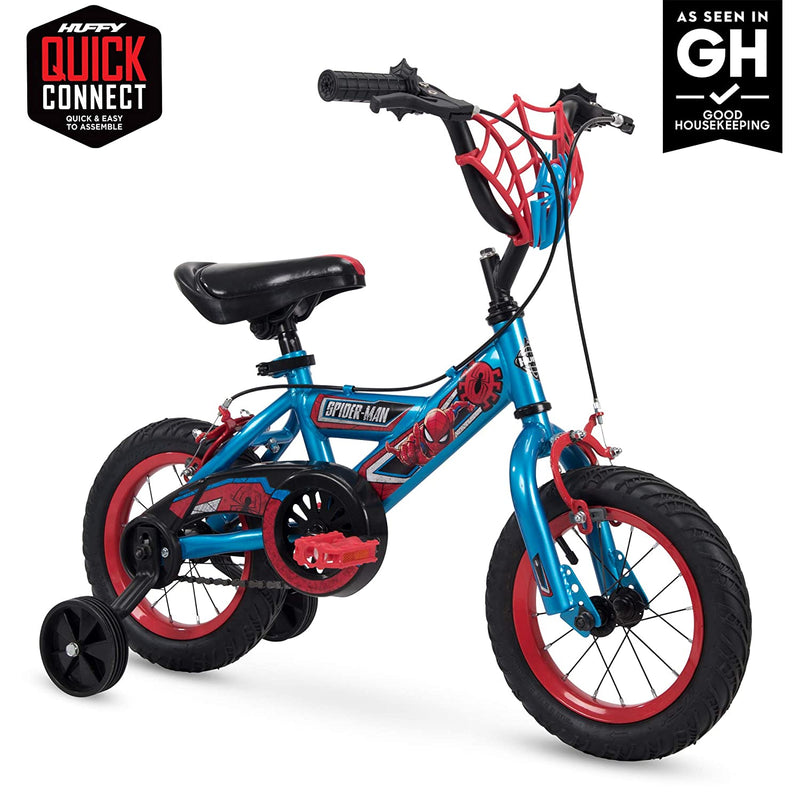 Huffy Marvel Spider-Man Kid Bike Quick Connect Assembly