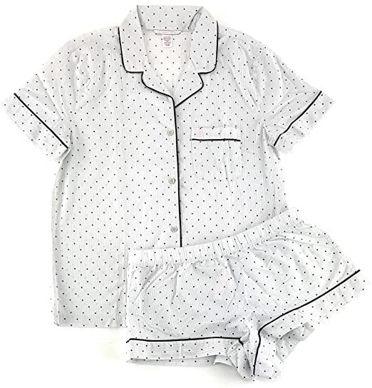 Victoria's Secret Lightweight Cotton Pajama Set
