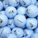 12 Links Choice Coloured Golf Balls