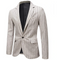 Men's Slim Fit One Button Suit Coat