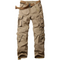 AUSZOSLT Men's Cotton Casual Cargo Pants